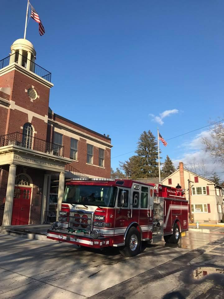 Stroudsburg Fire Department - Station 38